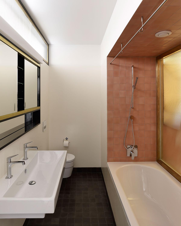 Hohes Haus West: Badezimmer im 8.OG