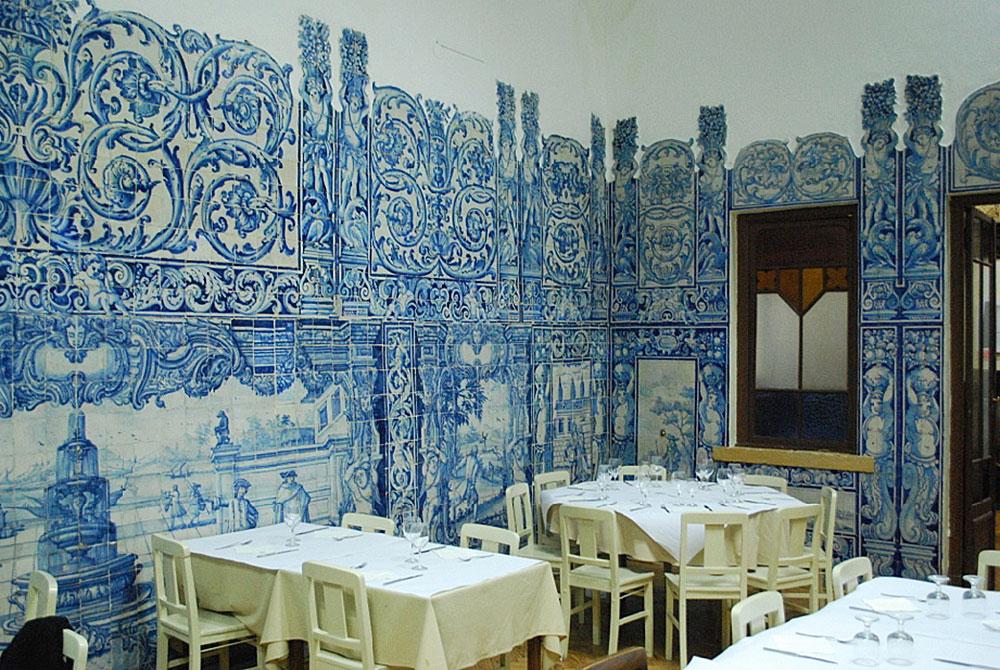 Azulejos, Casa do Alentejo, Lisboa
