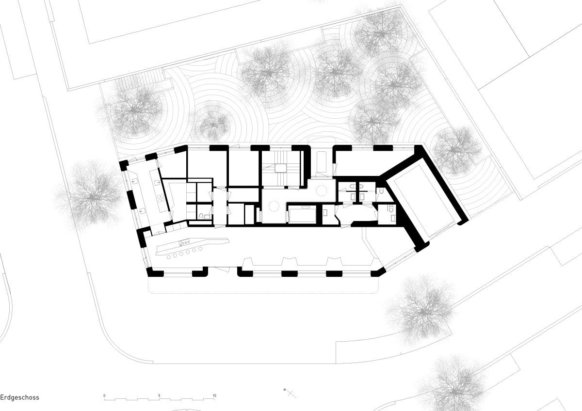 Hohes Haus West, Zürich | Loeliger Strub Architektur