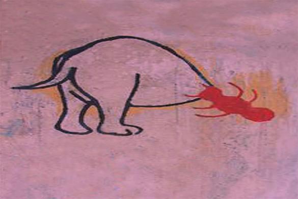 Elefanten & Ameisen