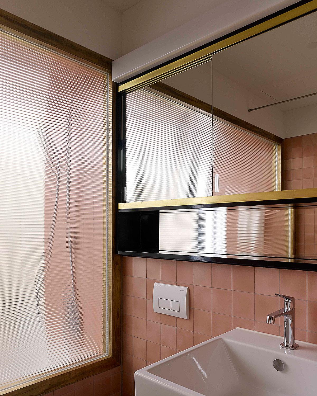 Hohes Haus West: Badezimmer