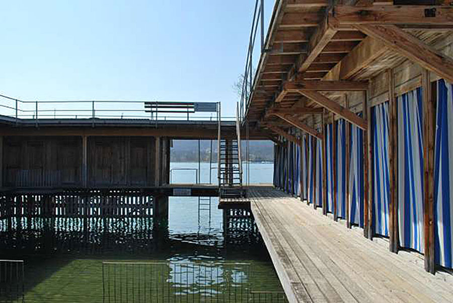 Altes Holzschwimmbad, Luzern