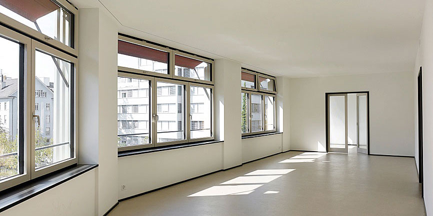 Wohnen in der Stadt – 1.–4. Obergeschoss
