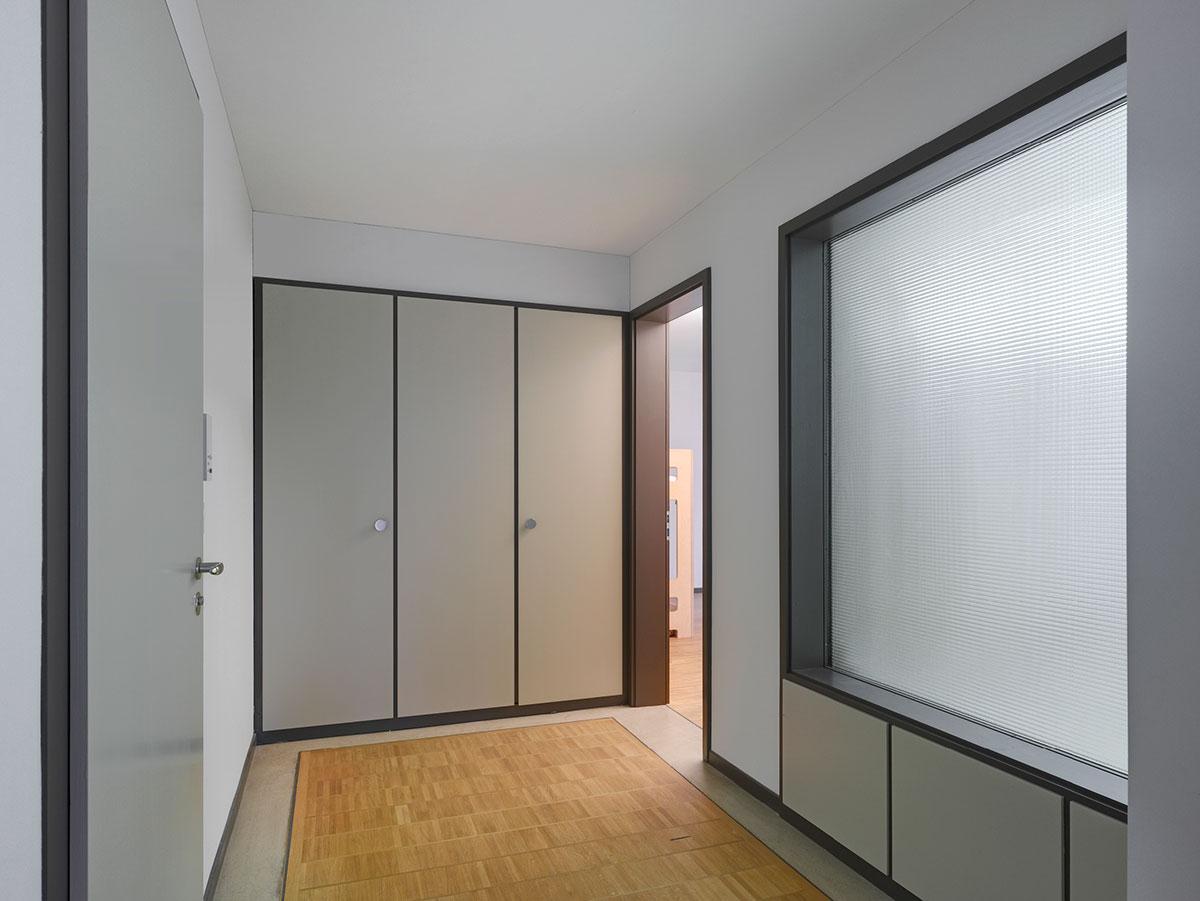 Wohnungen Winkelriedstrasse: Entrée