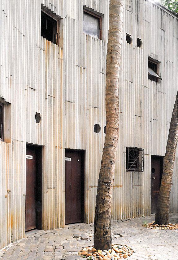 Casa de Benin, Salvador
