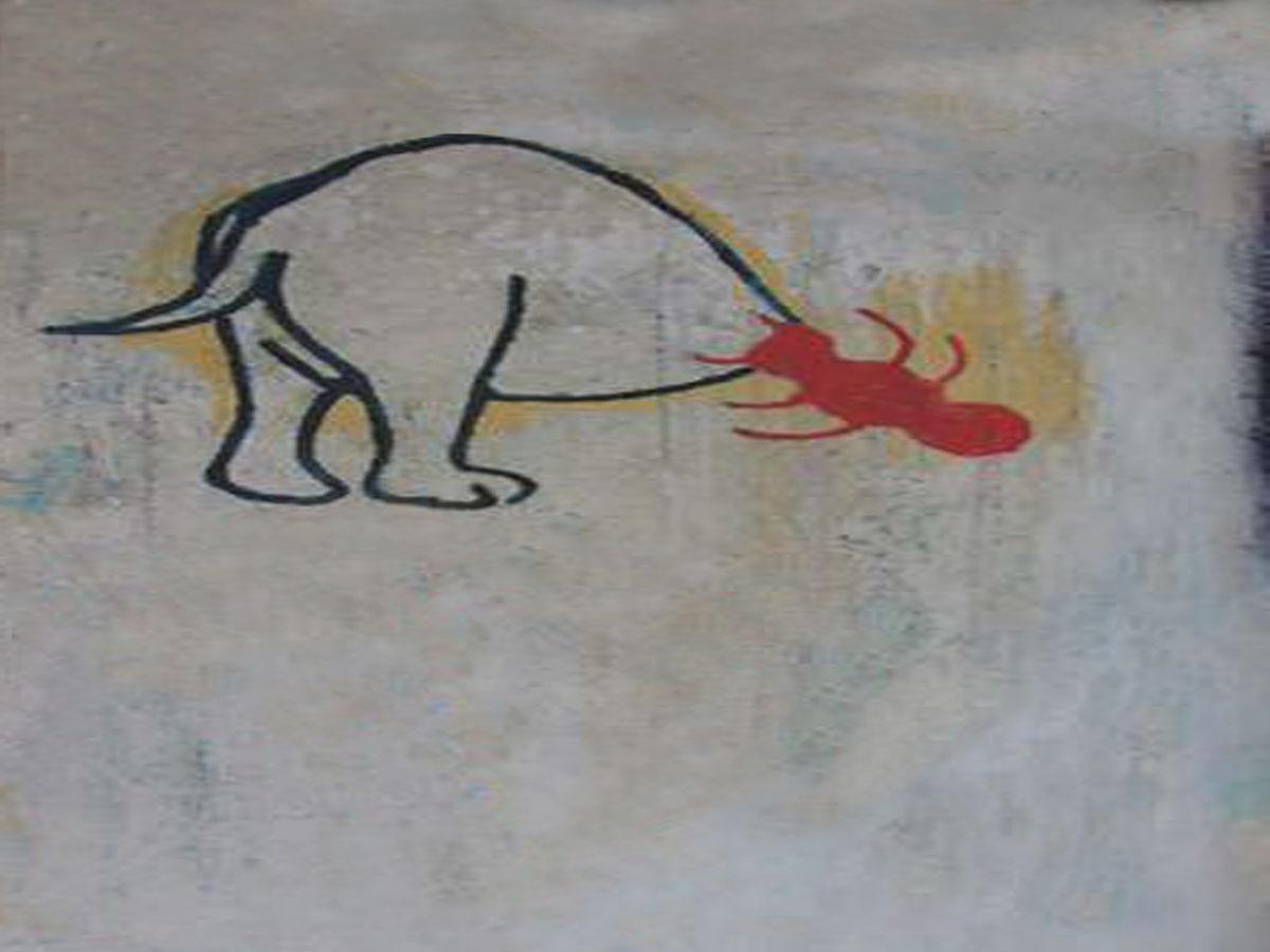 Tobias Magass: «Elefanten und Ameisen»