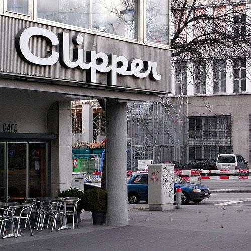 Geschäftshaus Clipper, Zürich (Roland Rohn, 1951)
