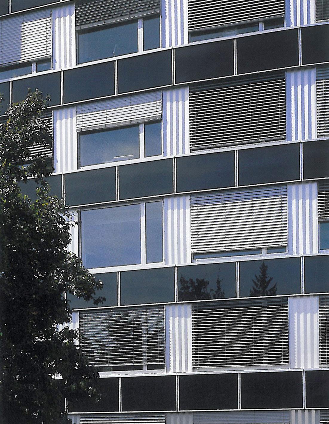 Hochhaus zur Schanze, Zürich