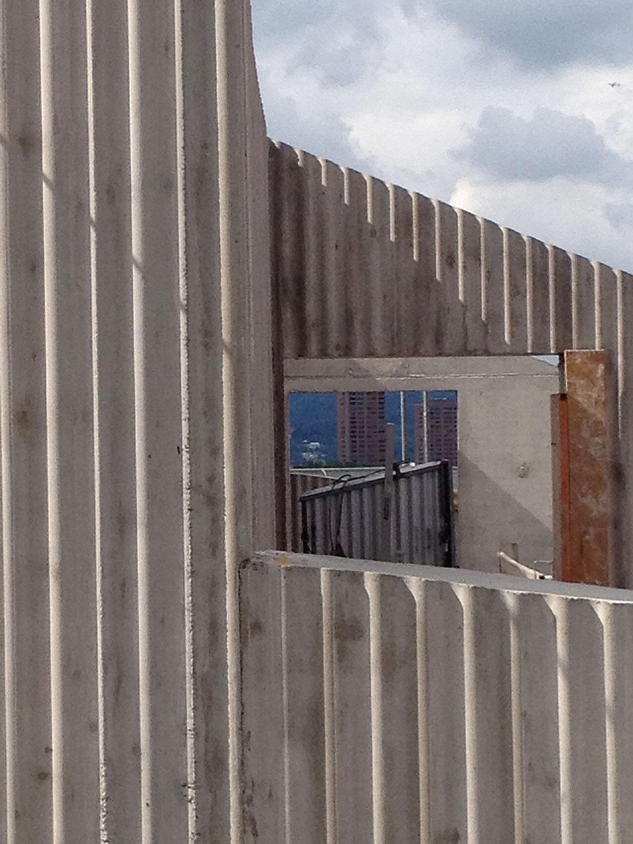 Hohes Haus West: Wellbeton Dachterrasse