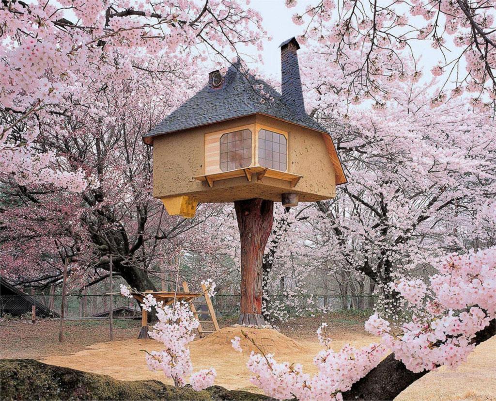 Teehaus von Terunobu Fujimori