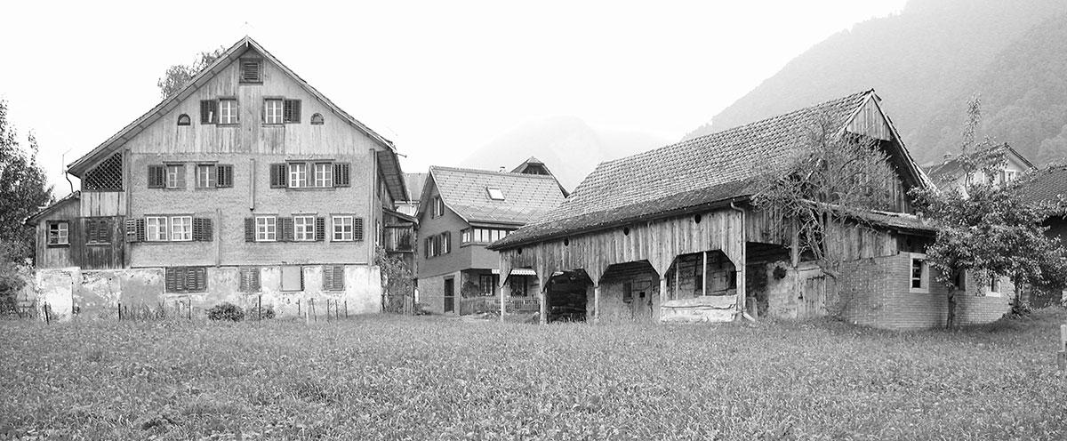 Vorgängerbau Haus zur Stiege